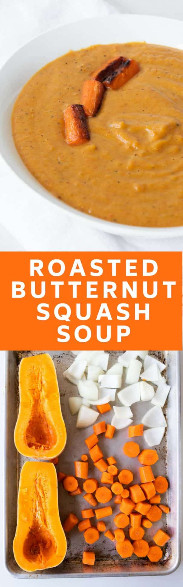 Roasted Butternut Squash Soup Recipe Healthy And Easy To Make