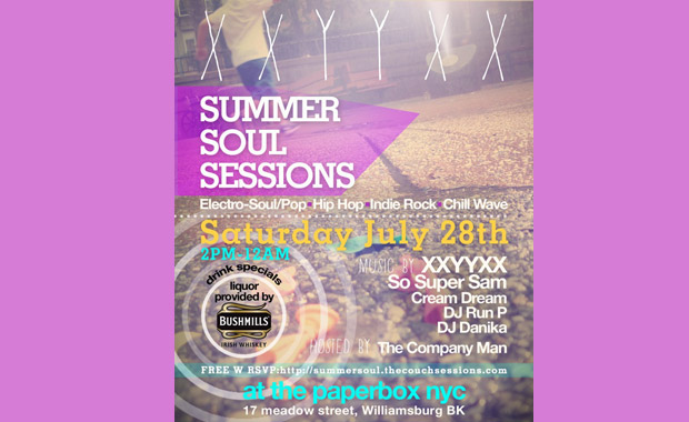 summersoulsessionsjuly