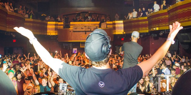 Andy C sends love to New York's D'n'B community