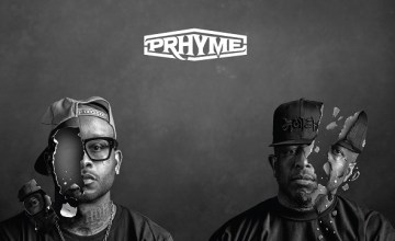 Prhyme Album Front Cover