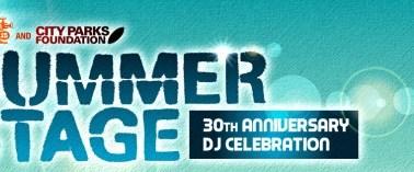 DJ 30 SummerStage