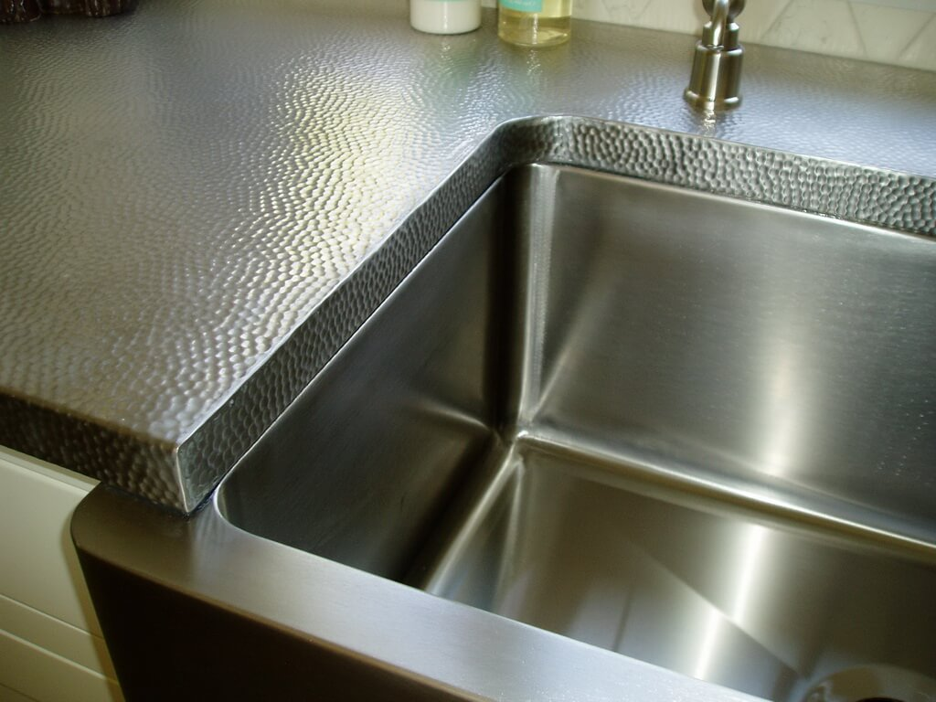 Stainless Countertop Stainless Steel Countertops Brooks Custom