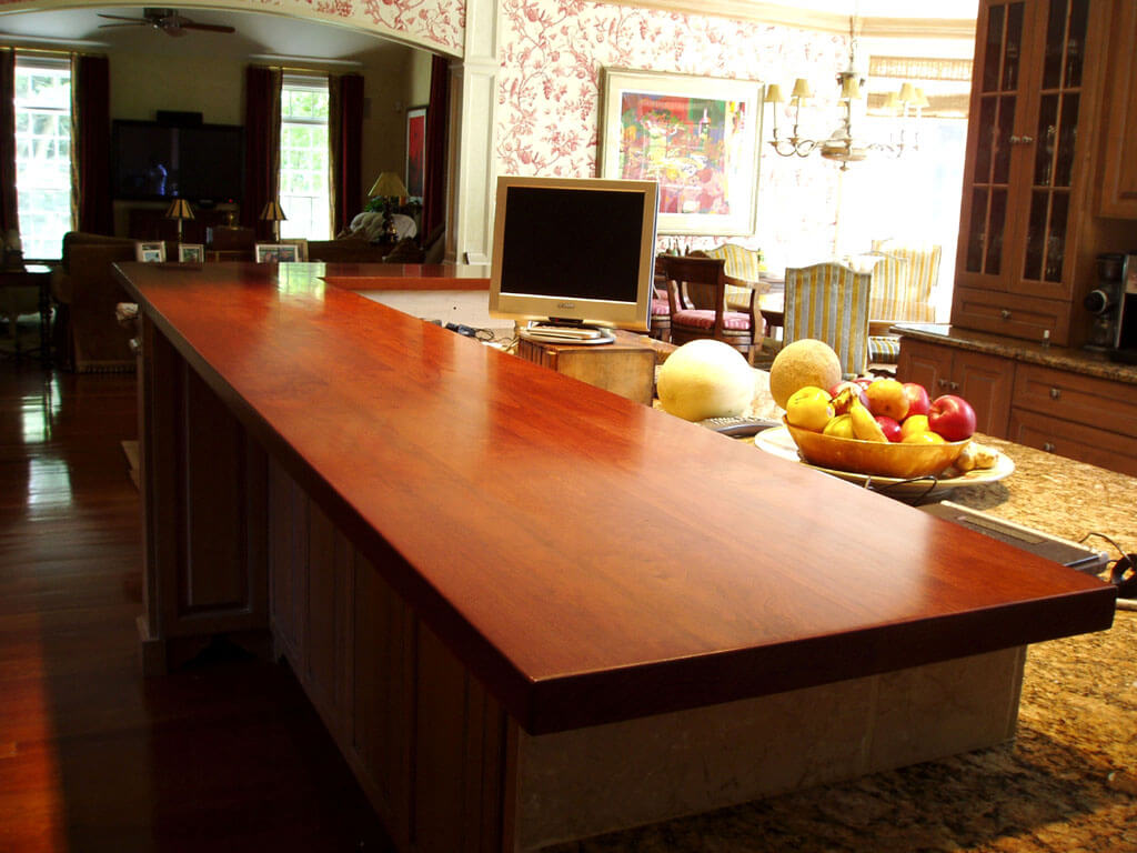 Countertops For Bars Wood Countertops Gallery Brooks Custom