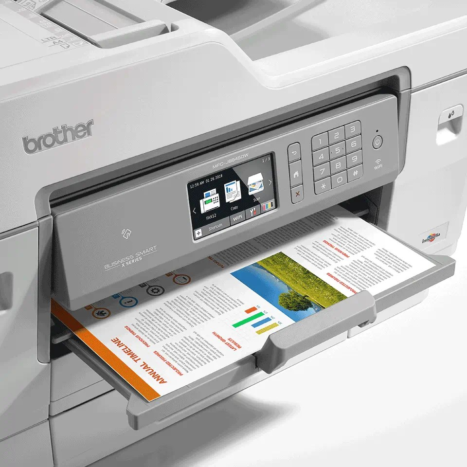 A3 Photo Printing Mfc J6945dw Inkjet Printers Brother