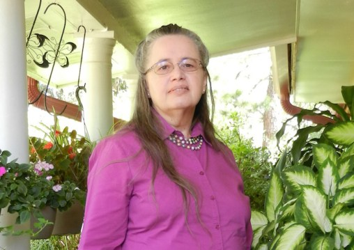 Bonnie Sue Rushmore, Oct. 2014
