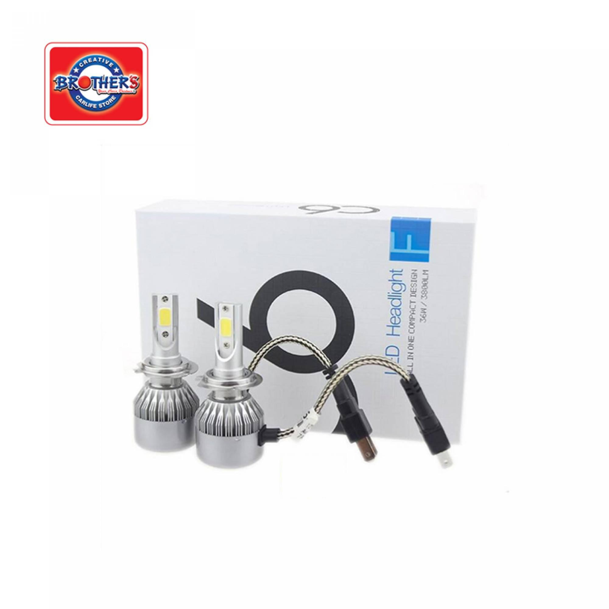 Led Online Shop C6 H7 Led Bulb Brother S Factory Outlet M Sdn Bhd Online