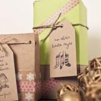Идеи оформления подарков