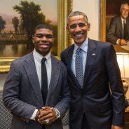 From Jail to Interviewing the President, See Why This Teen Makes Pres. Obama Proud