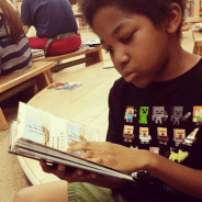 How Do You Encourage Your #BrownBoyGenius to Read?