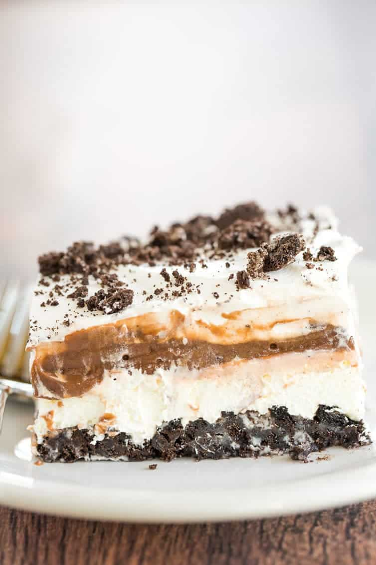 Oreo Kuchen Vegan No Bake Oreo Layer Dessert