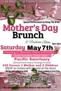 Mother's Day Brunch @ Pacific Sanctuary | Pittsburgh | Pennsylvania | United States