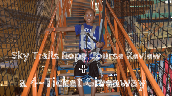 Sky Trails Rope Course Review