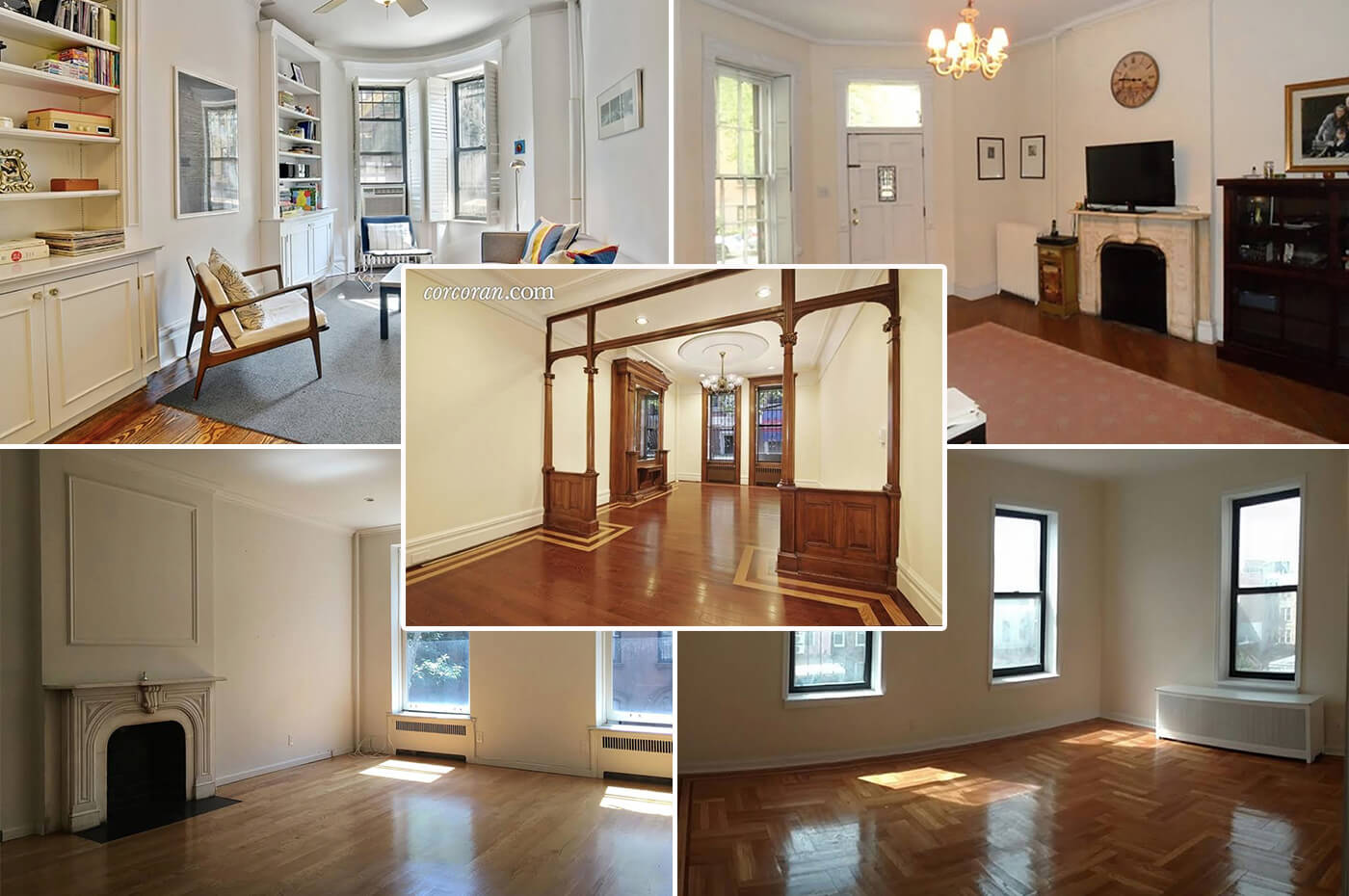 Apartments For Rent In The Brooklyn Apartments For Rent 5 Prewar And Victorian Units