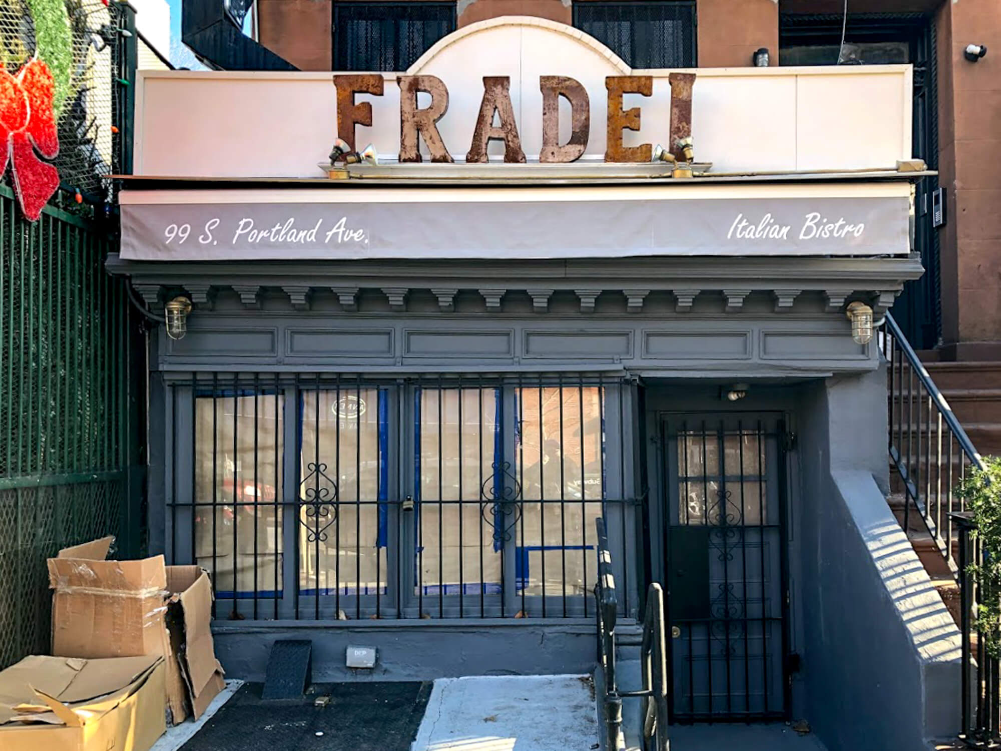 Italian Bistro Fradei Bistro Serving Regional Italian Food Will Replace Cafe