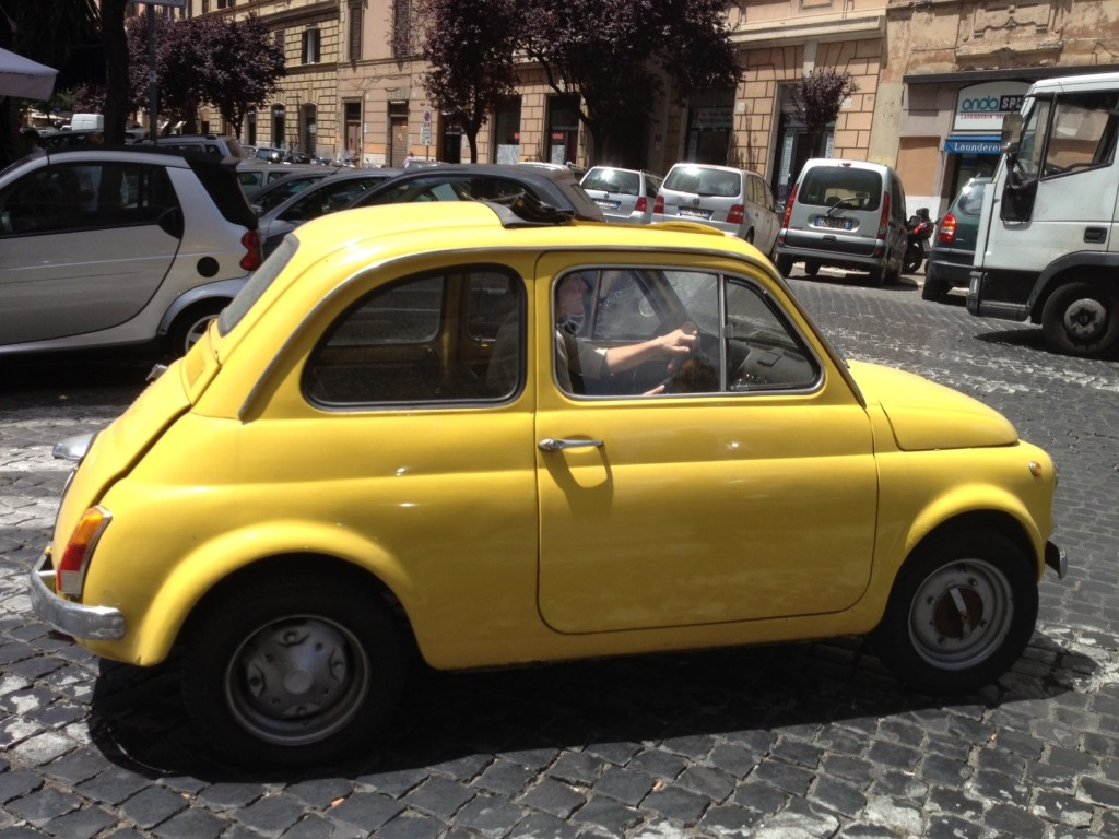 Fiat 500 Retro Latest Fascination Vintage Fiat 500 Browsingrome