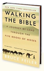 Walking the Bible Book Cover