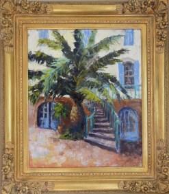 2016-66-art-landscapes-stebner-Palm Terrace-framed