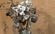 Autorretrato de Curiosity en Marte. Foto JPL