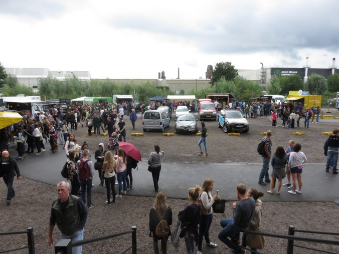 Vegan Summerfest 2016, Artcube, Ghent
