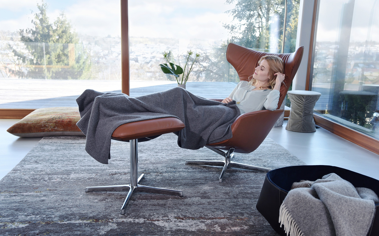 Lounge Chair Sessel Walter Knoll: Onsa Lounge Chair - Bruno Wickart Blog