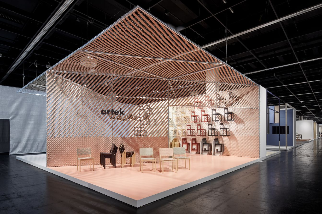 Möbeldesign Verdienst Das Bruno Wickart Team An Der Orgatec 2018 Bruno Wickart Blog