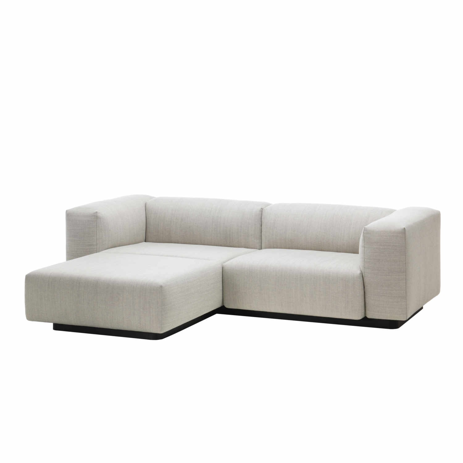 Chaise Longue Soft Modular 2er Sofa Chaise Longue