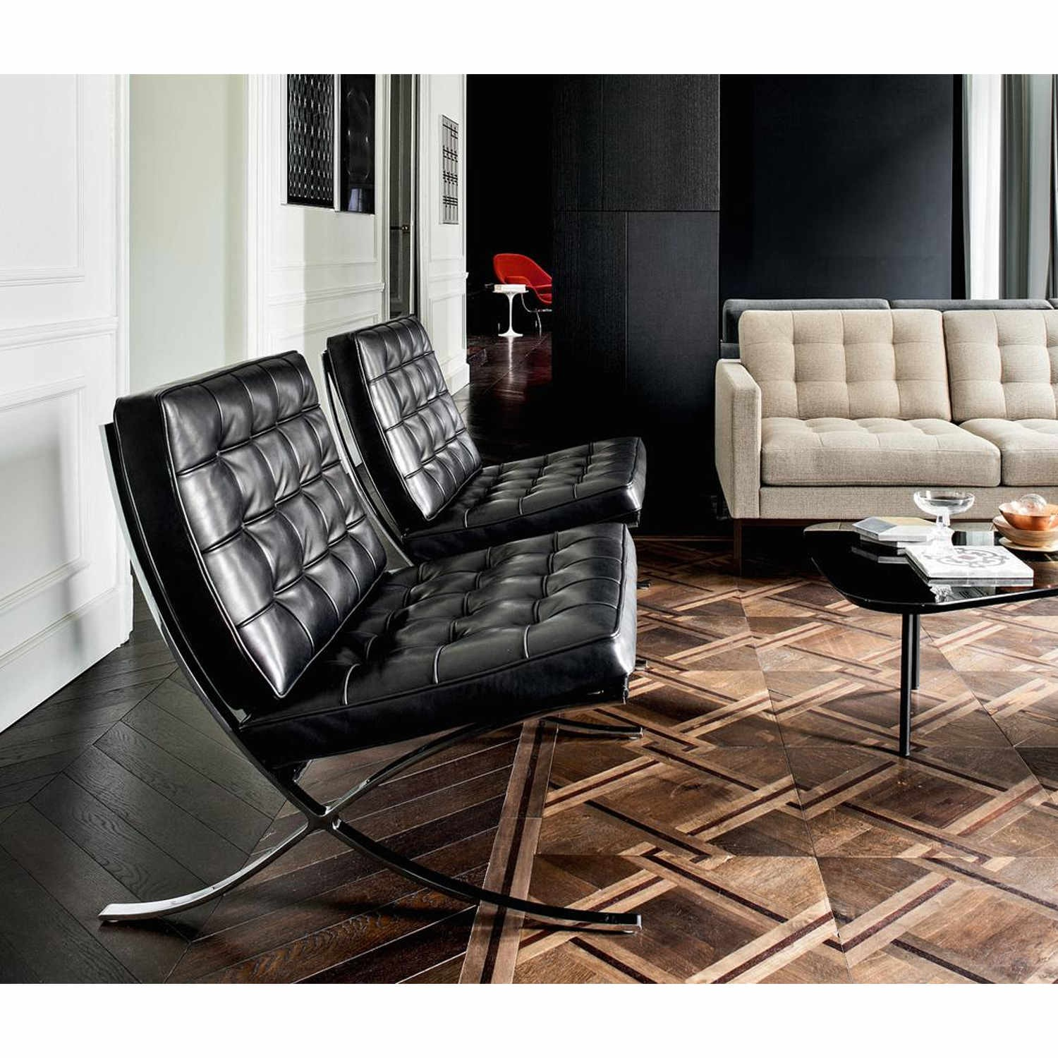 Knoll International Sessel Barcelona Relax Sessel