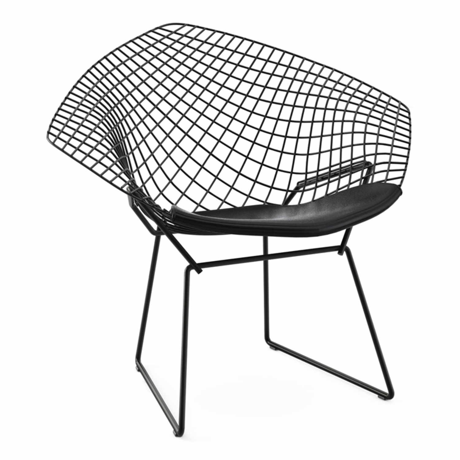 Knoll International Diamond Großer Sessel Knoll International Bertoia Diamond Chair Outdoor Sessel