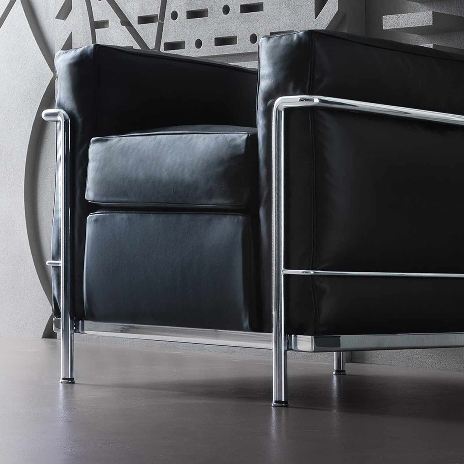 Team 7 Sessel Cassina Lc2 Sessel - Bruno-wickart.ch