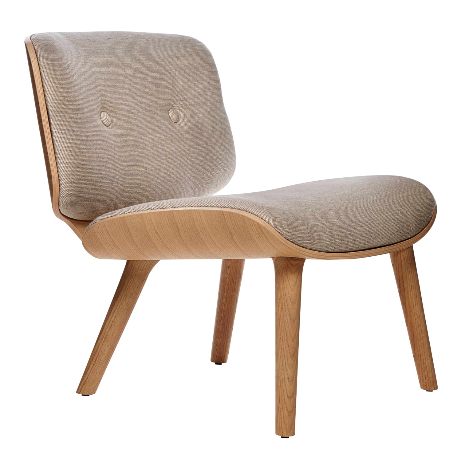 Chair Sessel Nut Lounge Chair Sessel