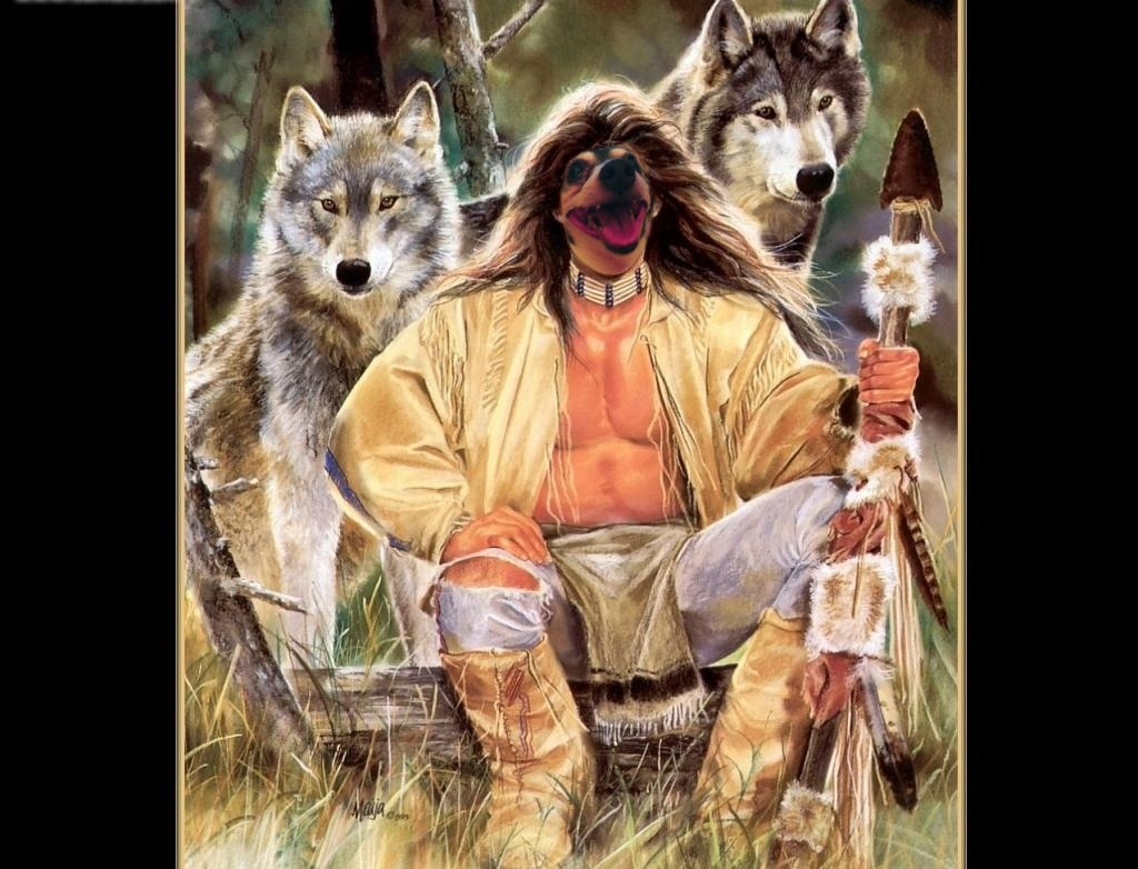 Native American Wallpaper Iphone Face In Hole Iphone App Bruno A Day