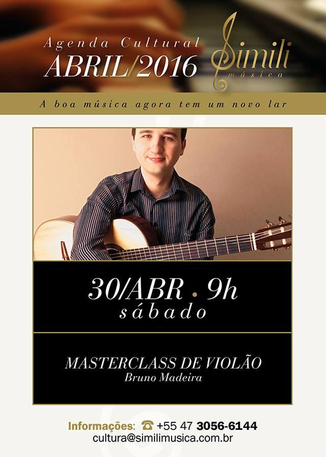 bc Masterclass   Bruno Madeira (Baln. Camboriú/SC, 30/04/16)