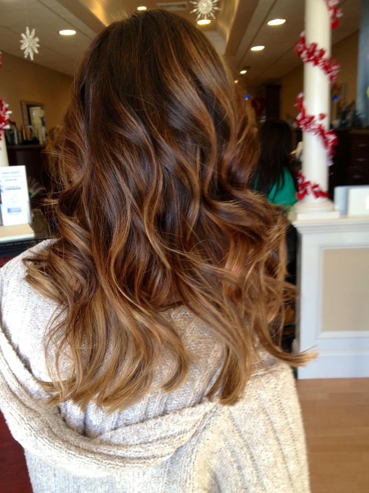 Brunette Ombre Vs Balayage Balayage My Friends Brushes Burp Cloths