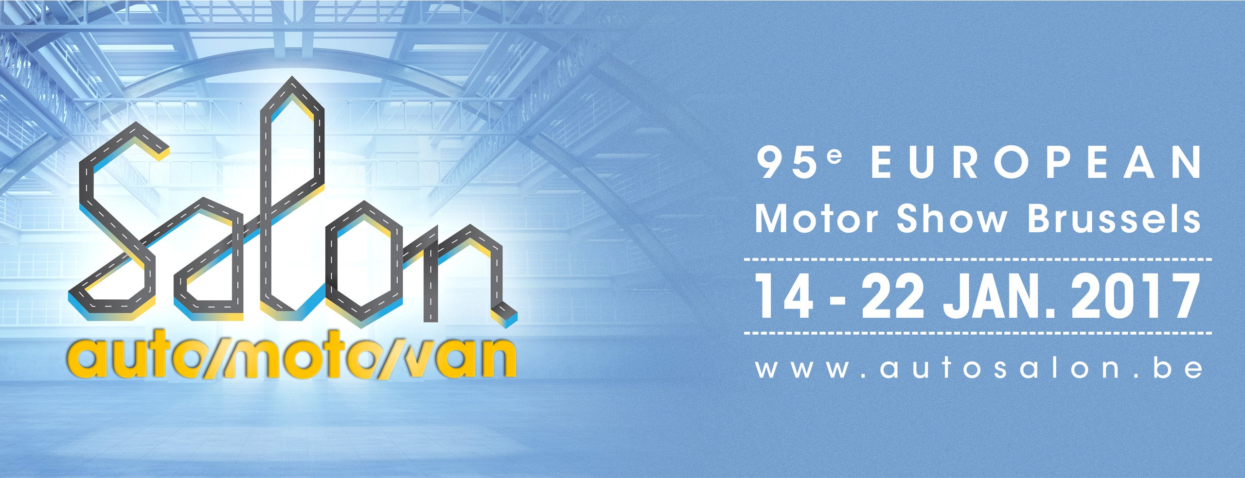 Salon D Auto Bruxelles 95e European Motor Show Brussels Welcome To Brussels Expo