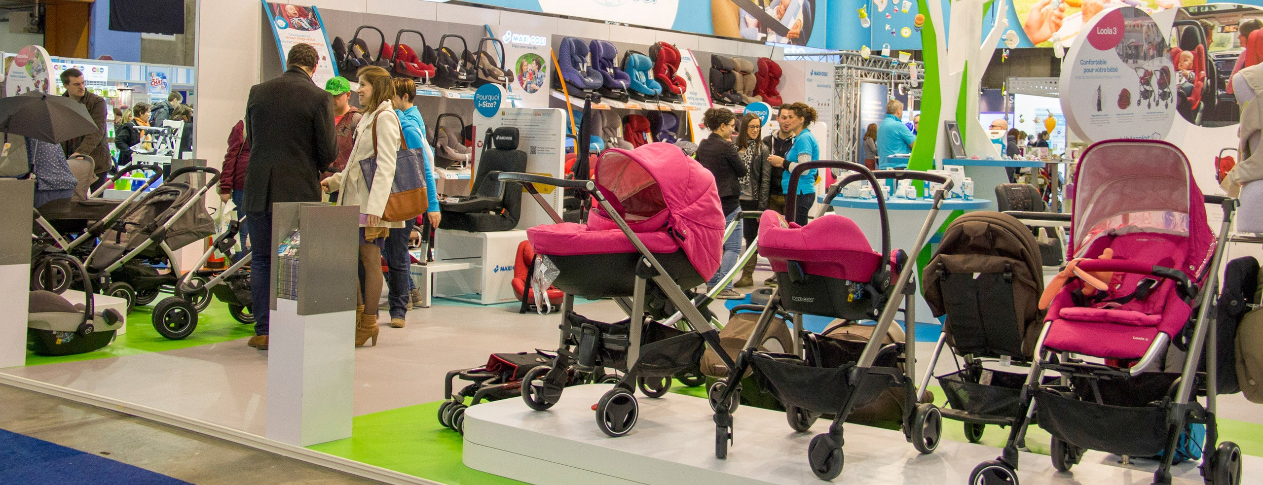 Le Salon Du Bébé Babyboom Welcome To Brussels Expo