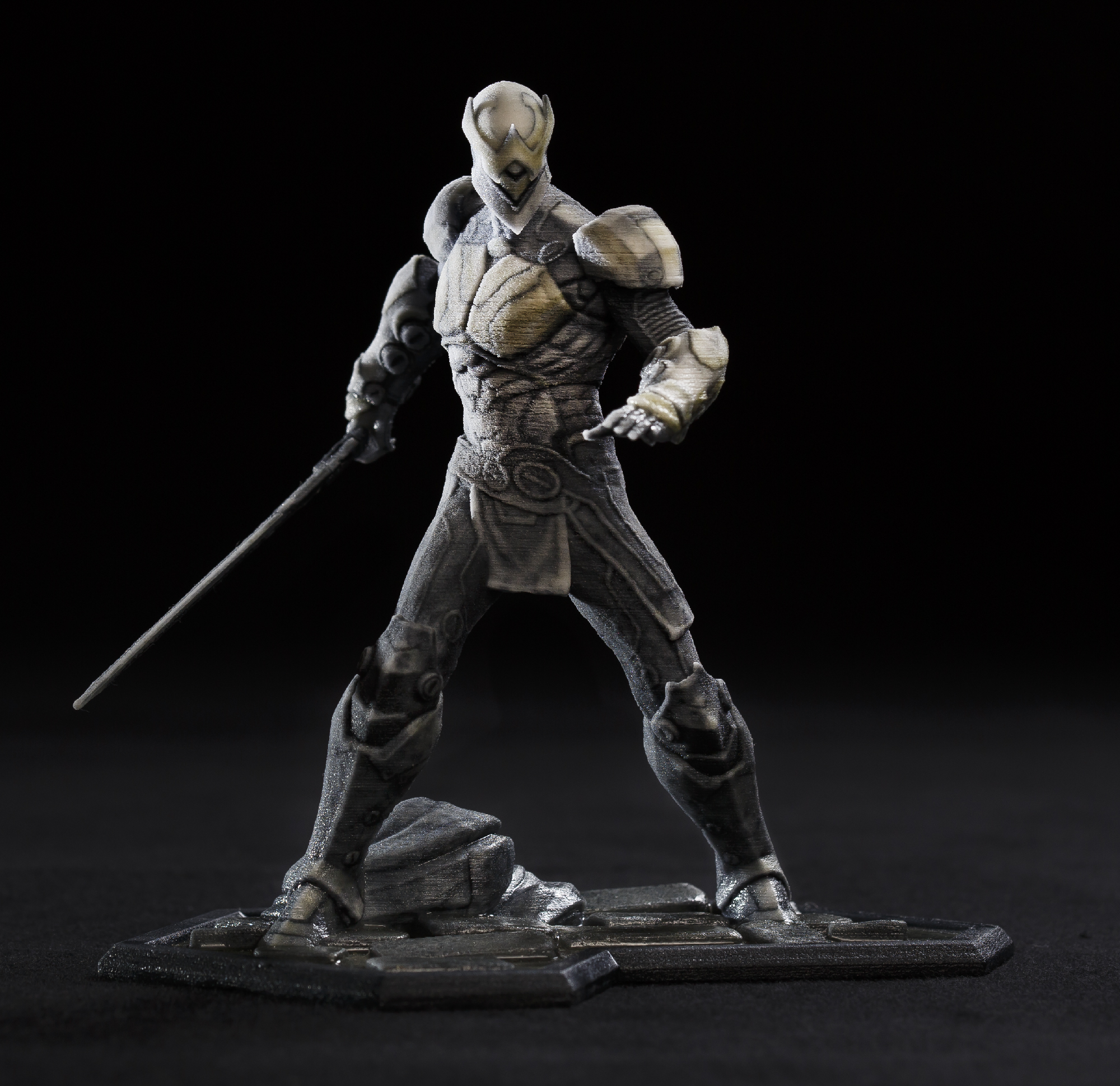 Gaiming Chair Chair Announces New Series Of Infinity Blade Collectibles