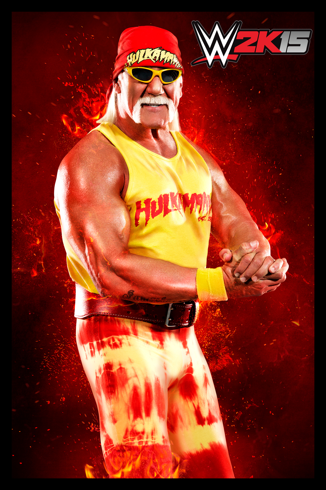 Wwe Hulk Hogan Hulkster Yanked From Wwe 2k16 39s Fight Card Erased From