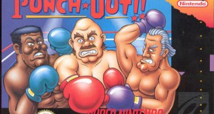 Super Punch Out SNES box