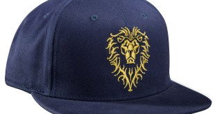 Warcraft Kingdom Snap Back Hat2