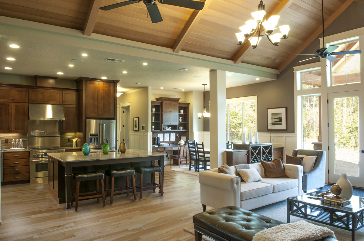plan additionally barn style house plans open kitchen great room kitchen house plans beautiful large gourmet kitchen house plans large