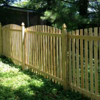 Wood Fence Cost and Pricing Privacy and Picket