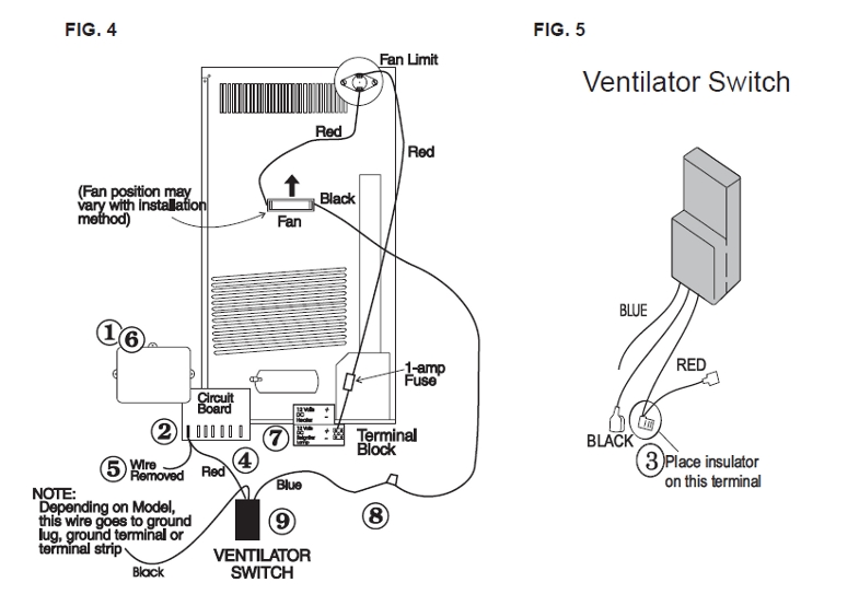 norcold ice maker wiring diagram