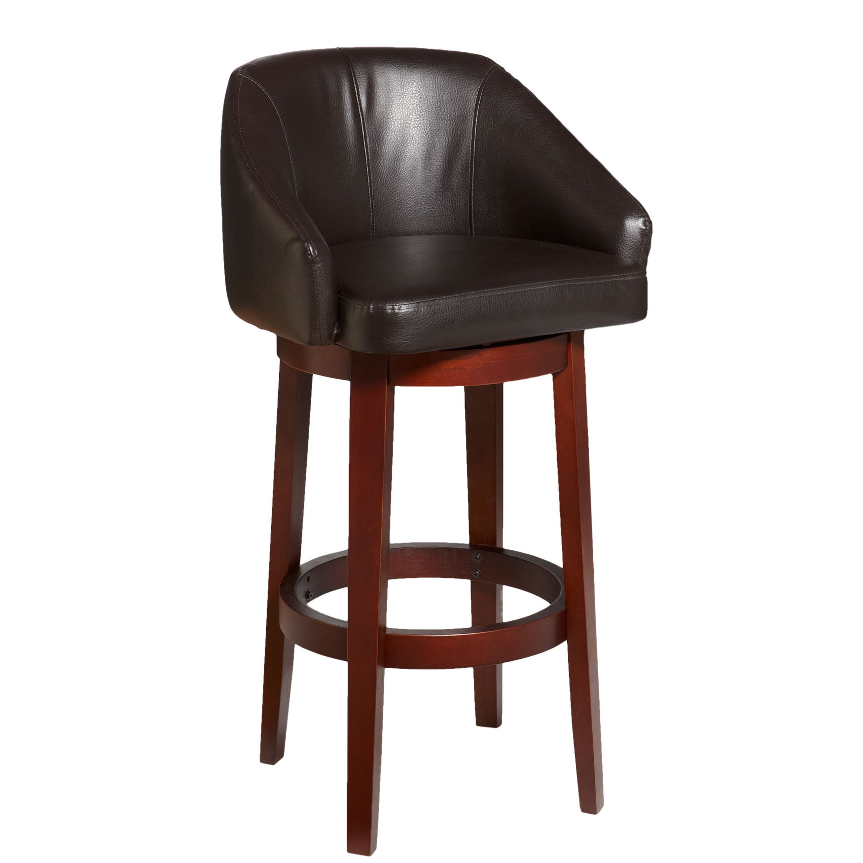 Bar And Stools For Home Nina Extra Wide Swivel Bar Stool Plus Size Bar Stools