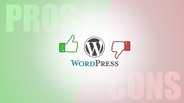 Pros & Cons of WordPress