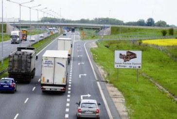 Będą nowe nazwy węzłów autostradowych
