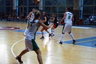 Koszykarki grają o I.ligę!
