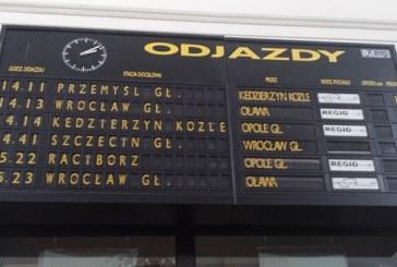Maszynista był trzeźwy. Jest oświadczenie PKP Intercity w sprawie niezatrzymania się pociągu na stacji w Brzegu