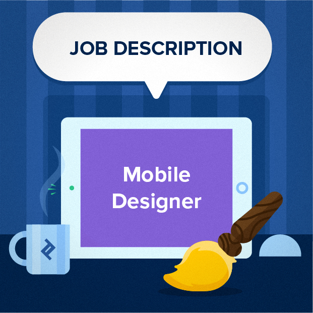 Mobile Application Designer Job Description Template Toptal
