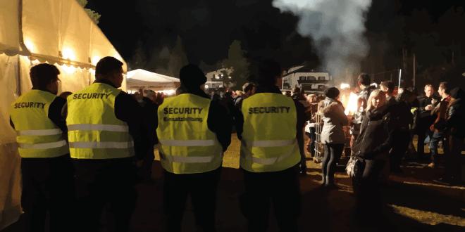Veranstaltungsschutz – 29.11.2014