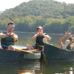 Troop 111 - 2016 Canoe Trip 1